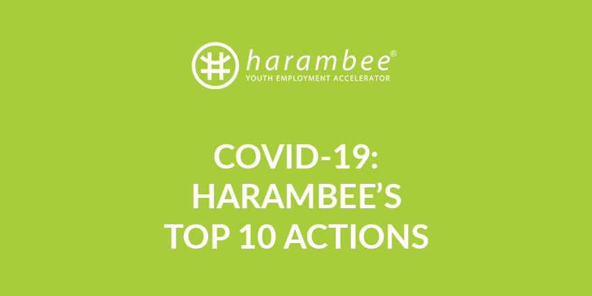 Hearing from Harambee: Our Top 10 Actions for COVID-19